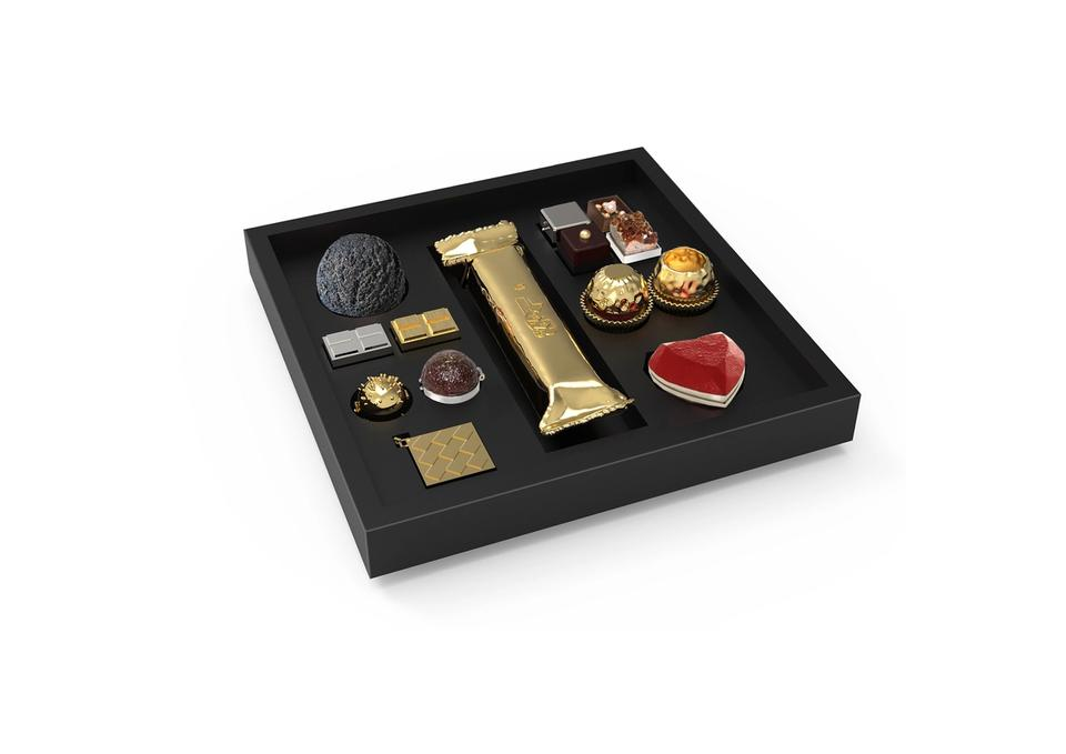 Qiang (Helen) Li's The Chocolate Box Collection