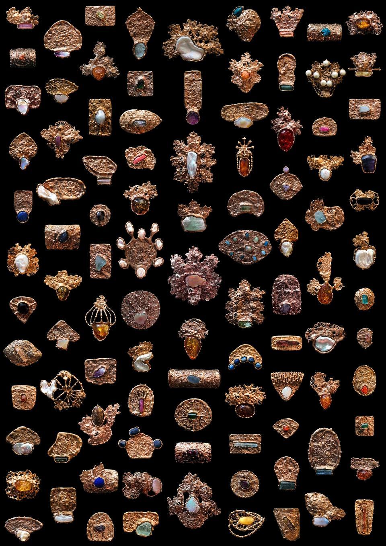 Seeun Kim's The Silla Collection 100 Project