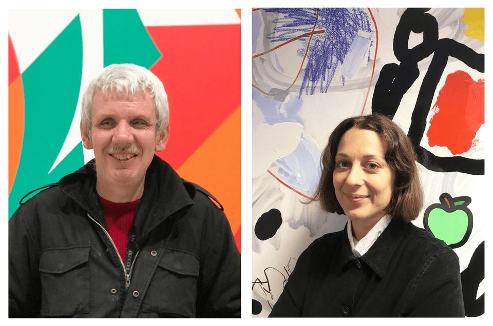David Manley and Helen Ralli of Hart Club