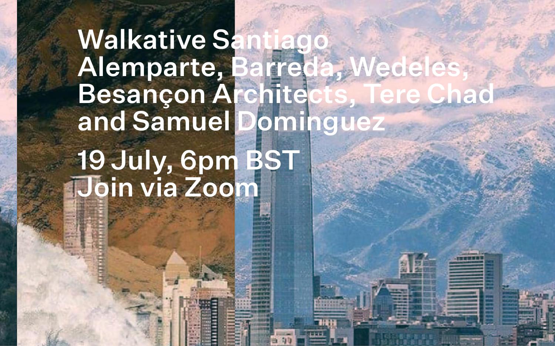 Walkative Santiago