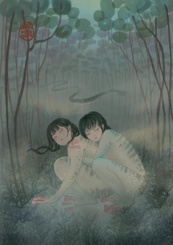 Dansiyu Zhu's The Pond: Voice I - Mating Under Surveillance