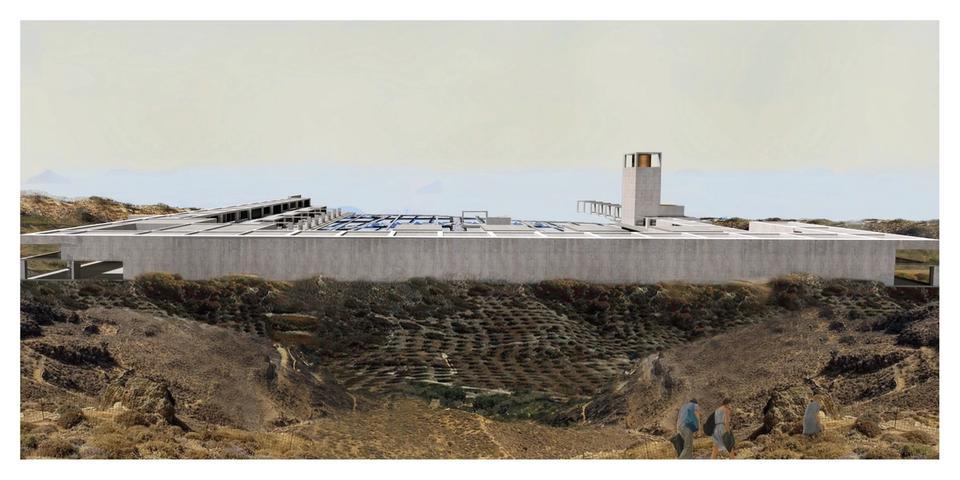 Alexandra Orfanou's The School in its Landscape