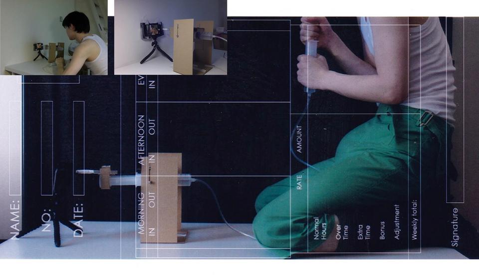 Zheng Lu's The selfie machine — Shooting during lockdown