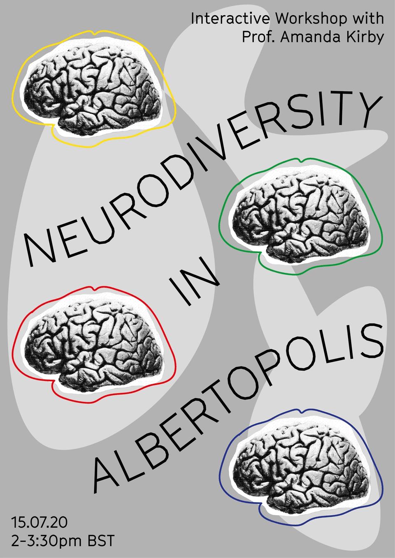 Roland Ross' Neurodiversity In Albertopolis