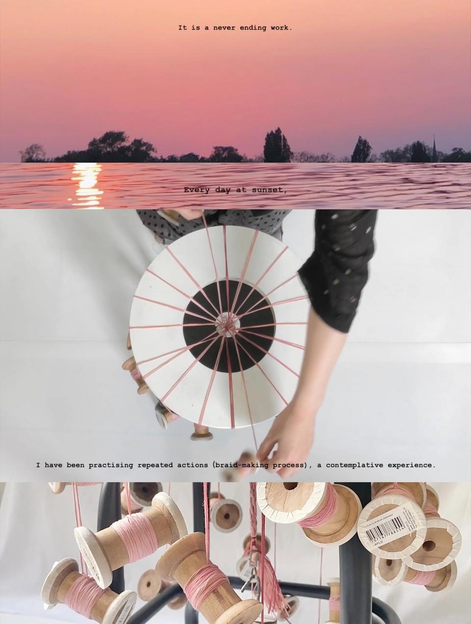 Mengqian Ge's 23 sunsets