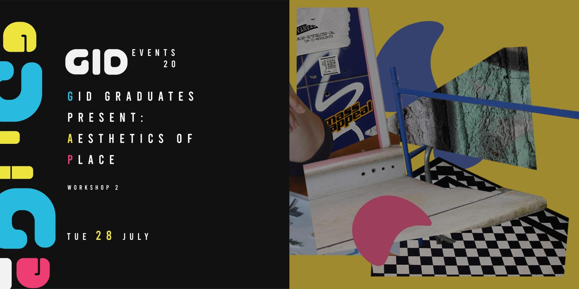 RCA2020 Events_GID Aesthetics of Place_Workshop 2