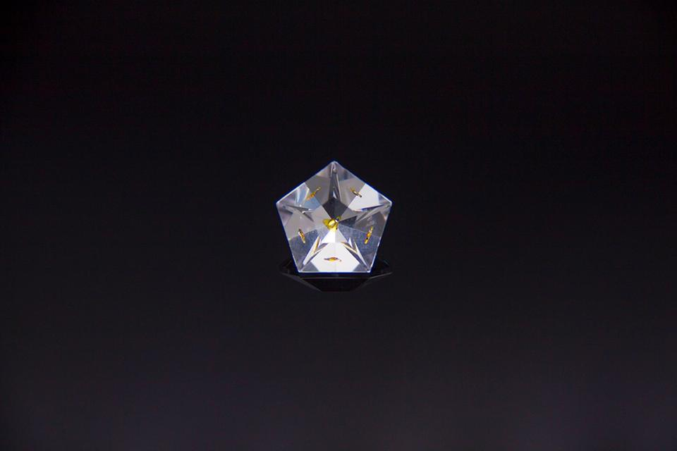 Weikun Yin's Petroleum Rock Crystal