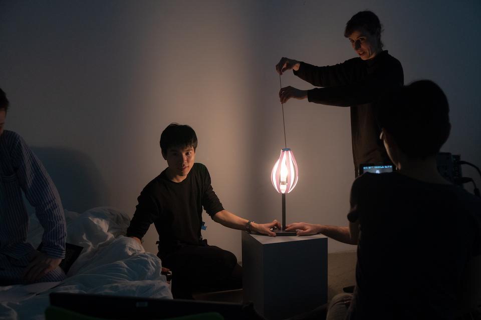 Kensho Miyoshi's Kinaesthetic Empathy