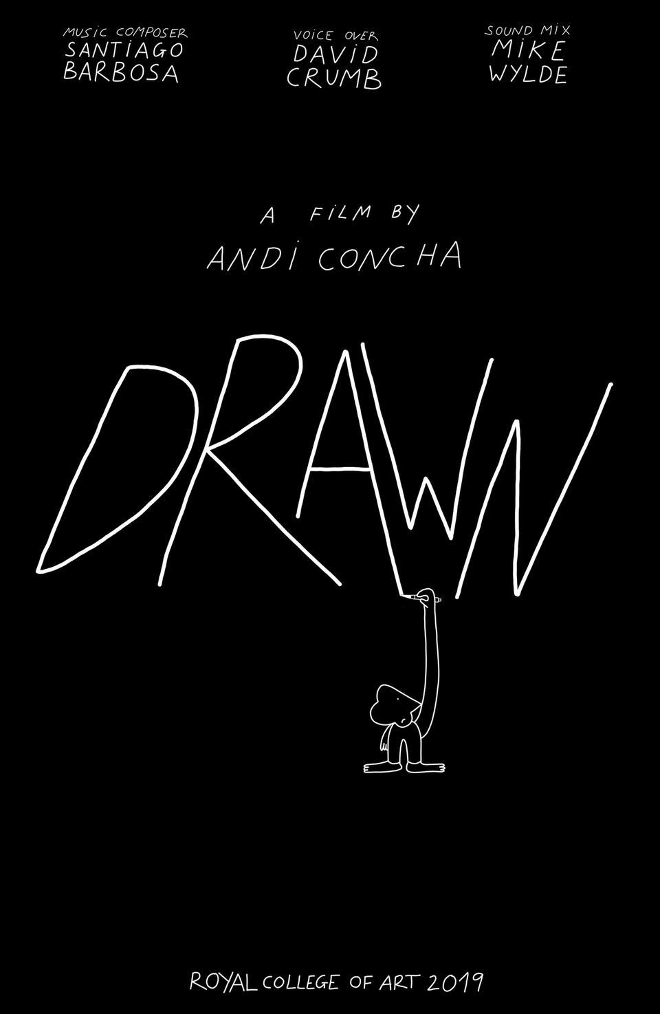 Andi Concha's Drawn