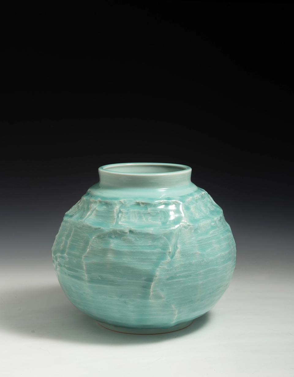 'Yuanguang I' — Longquan porcelain Traditional Celadon (blue/green) glaze