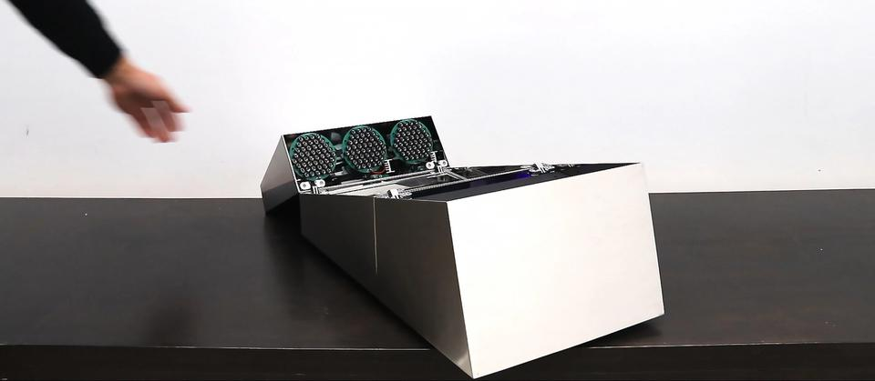 Jaz Affleck's Amalgam Machine (HERO3B)