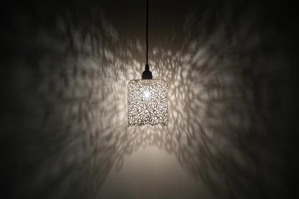 Bryony Applegate's Piped Lighting