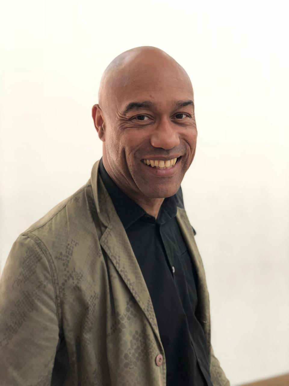 Photo of Dr Gus Casely-Hayford, OBE
