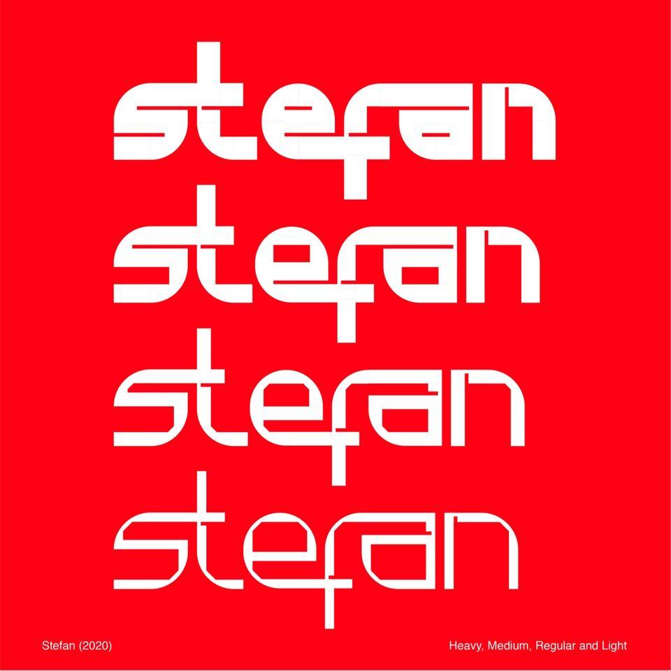 Sean Steed's Stefan