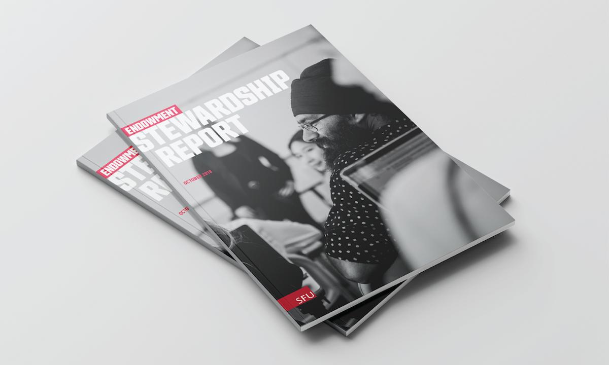Print design, Editorial design, Report Design, Impact report, Annual report