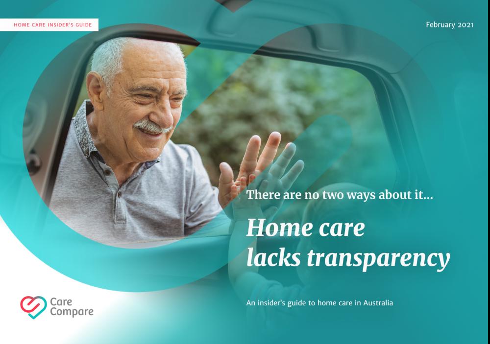 Home care lacks transparency