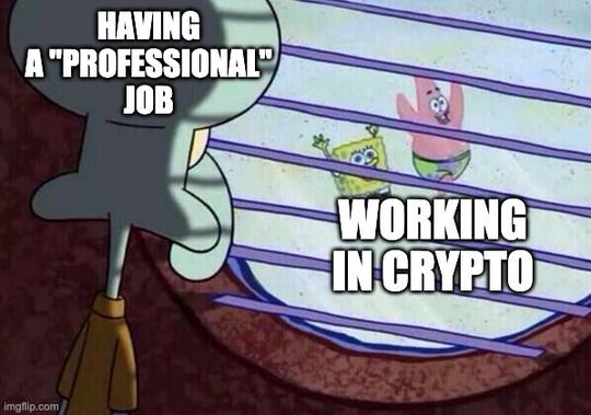 crypto is more fun