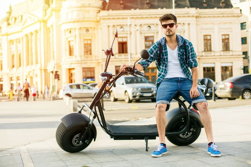 Best Electric Scooter With Seat In [year]