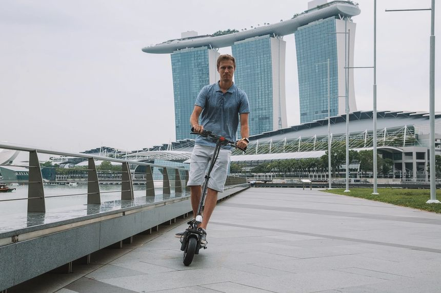 Best Long-Range Electric Scooter [year]   20 Mi Range And Beyond