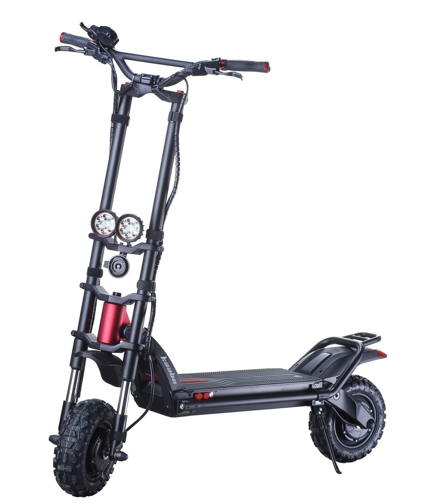 All terrain electric scooter Kaabo Wolf Warrior