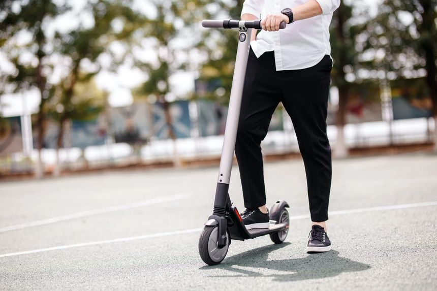 Best Electric Scooters for Heavy Adults In [year]