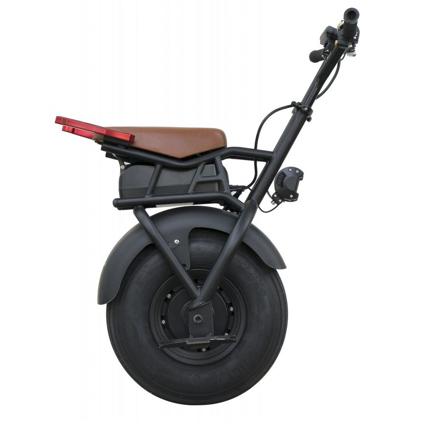 Super Ride offers an electric unicycle with seat as the S1000