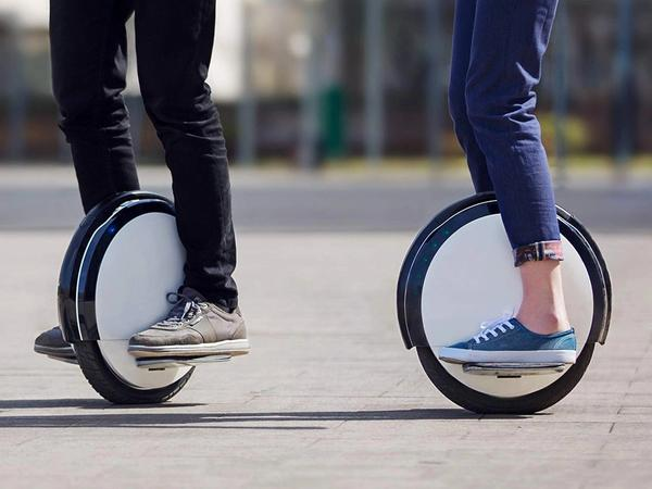 Riding and reviewing the Segway One S1 unicycle