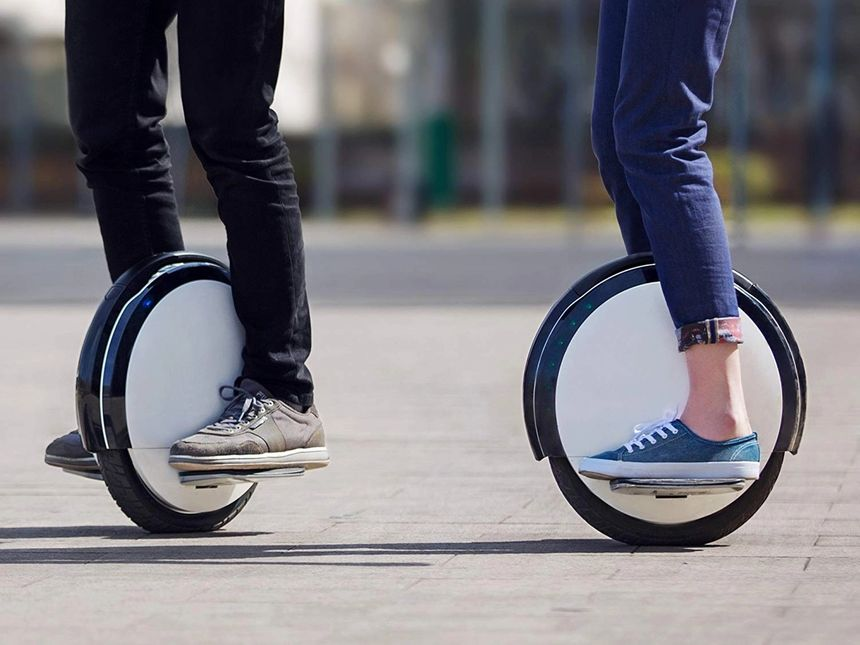 Segway One S1 Electric Unicycle Review [year]