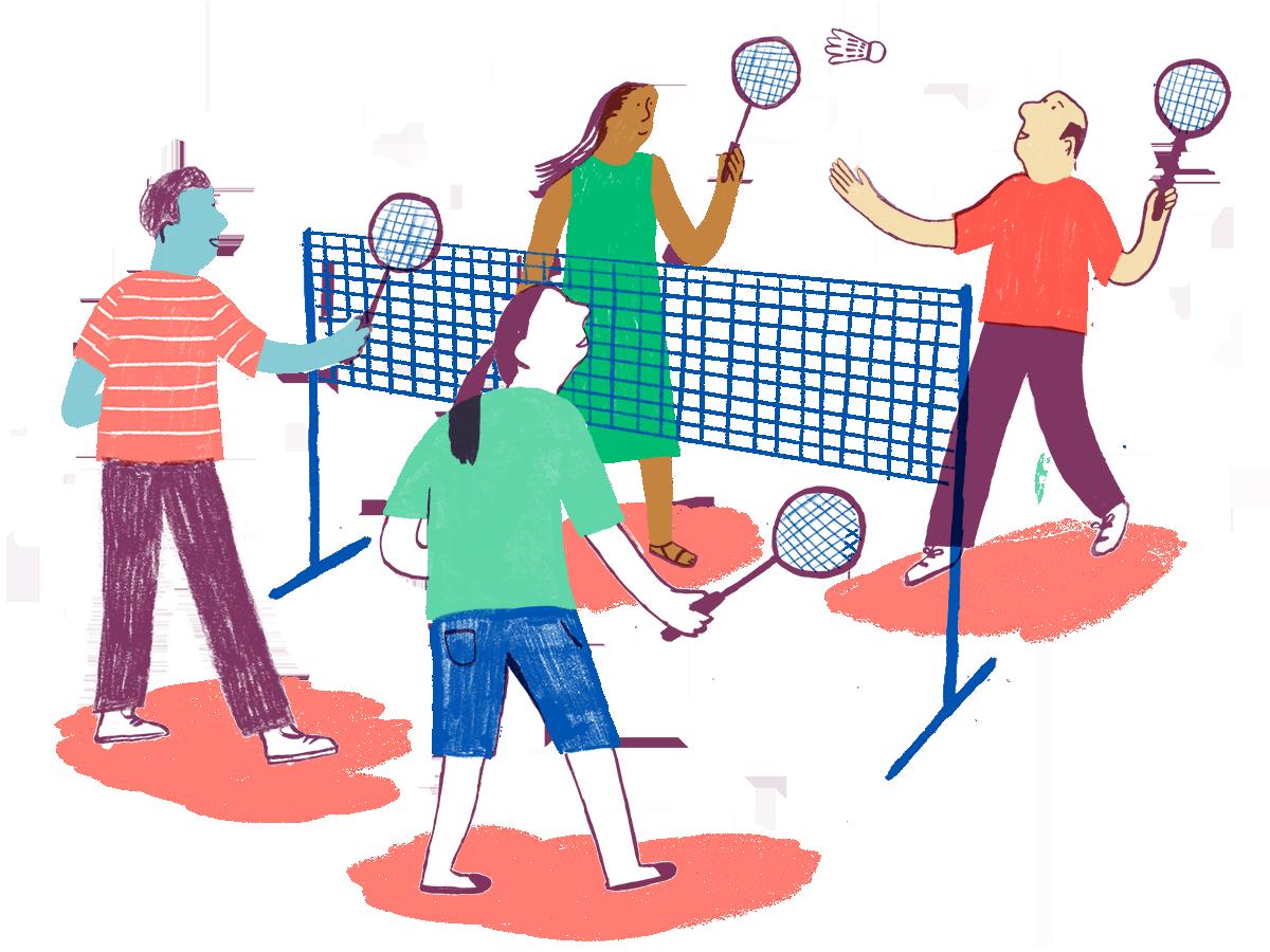 company Badminton
