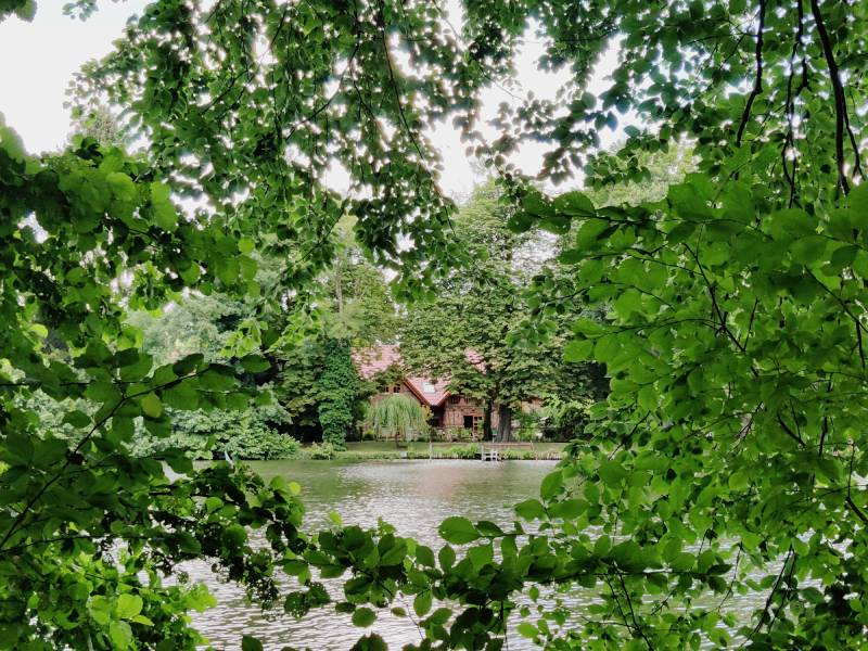 Greenery and a calm atmosphere at Königs Wusterhausen