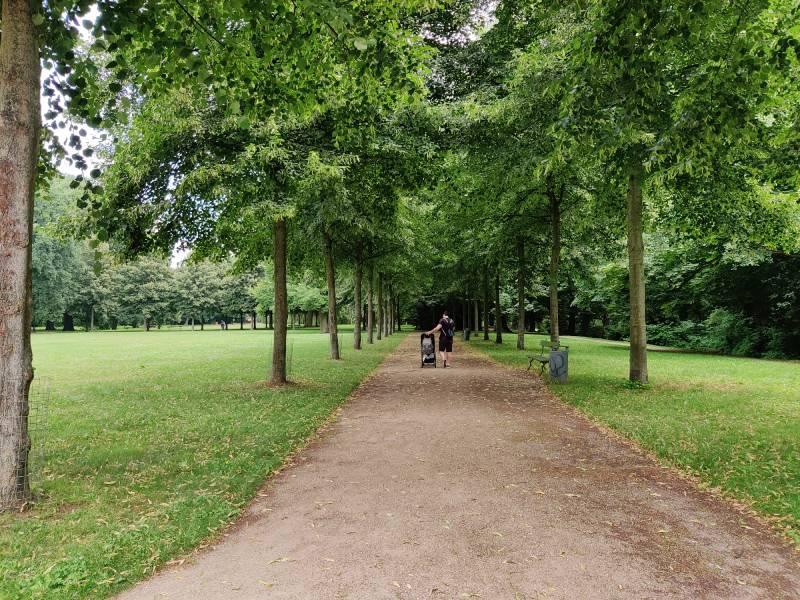 Königs Wusterhausen Schlosspark