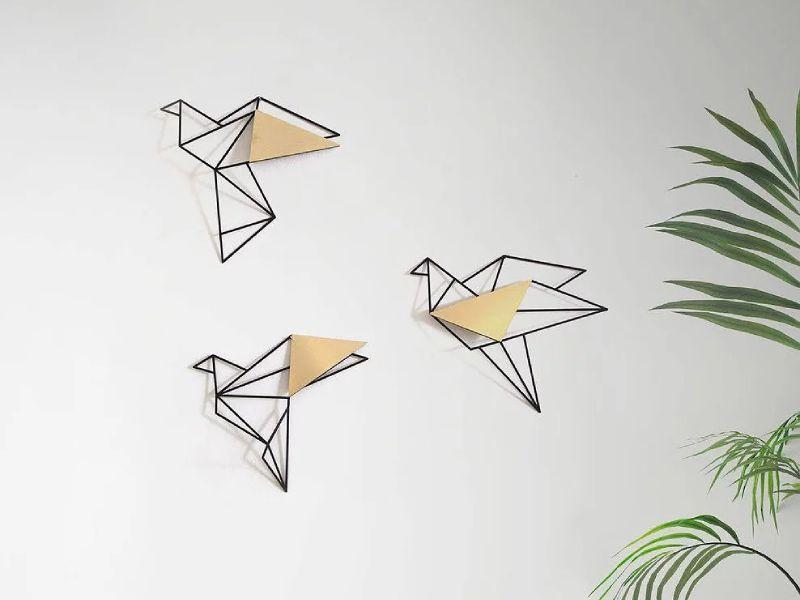 Glowing Birds by Glyphs Design