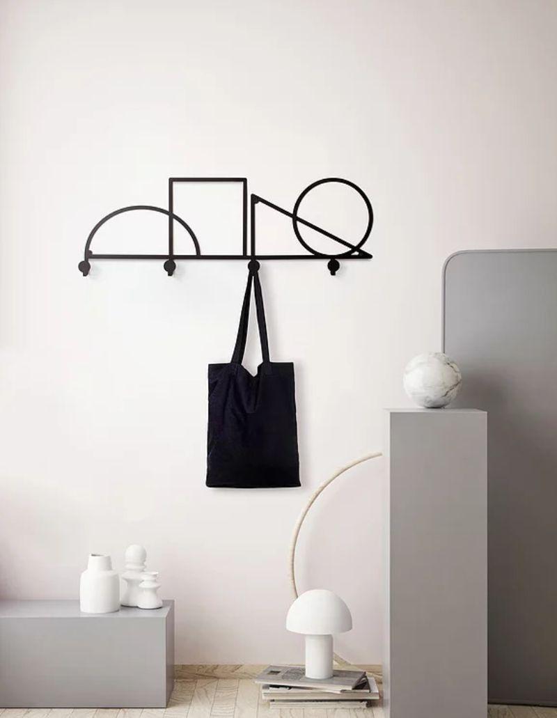 Shapes Hanger by Glyphs Design