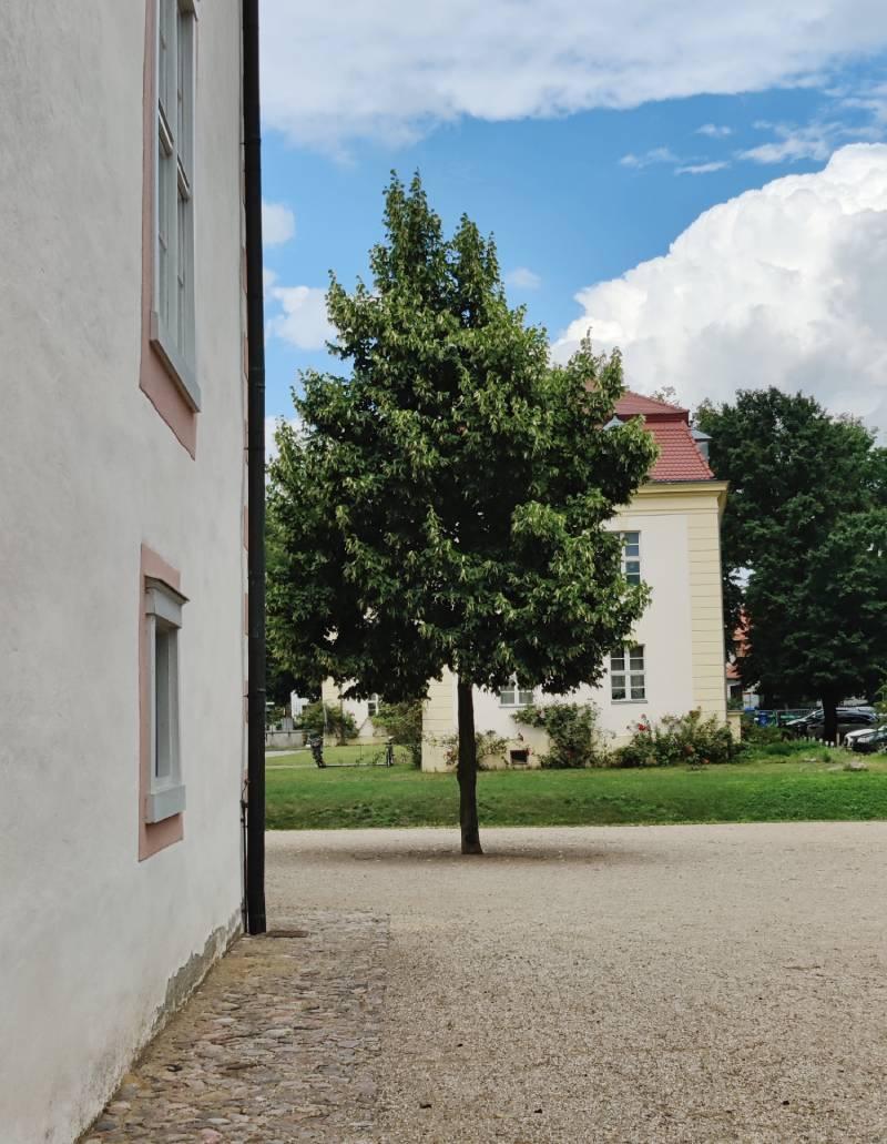 Walked by Königs Wusterhausen Castle