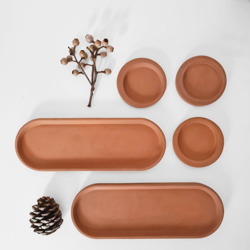 Terra cotta collection by Yahalomis