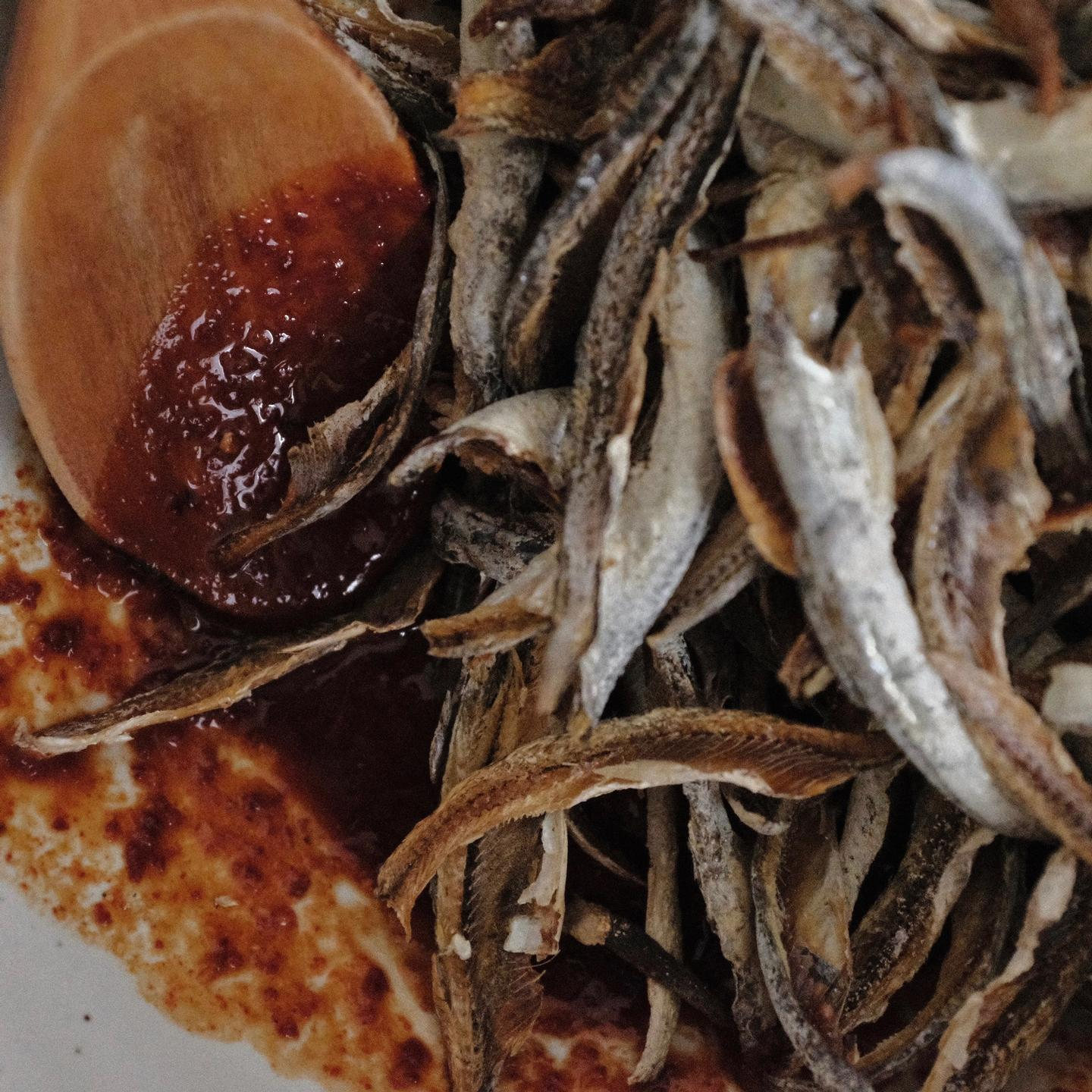 Seasoned Anchovy