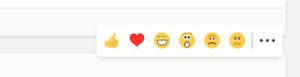 Emojis i Teams