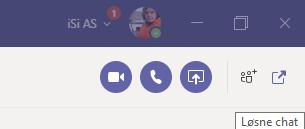 Løsne chat