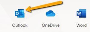 Outlook på Office.com