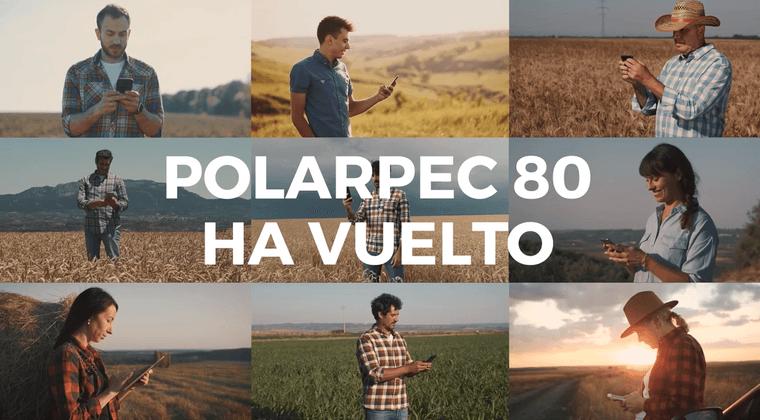 Polarpec® 80 ha vuelto