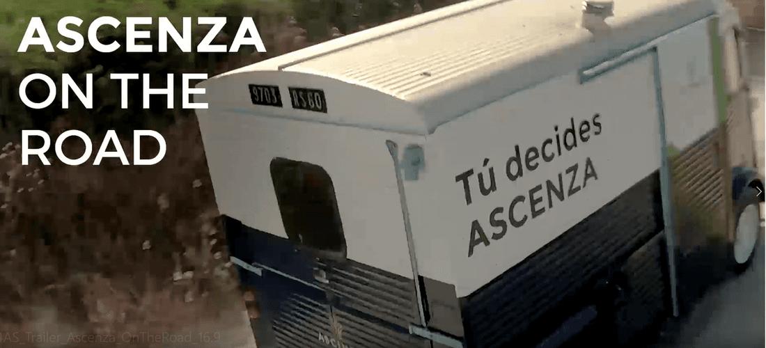 ASCENZA On The Road, un diálogo reflexivo con nuestra red
