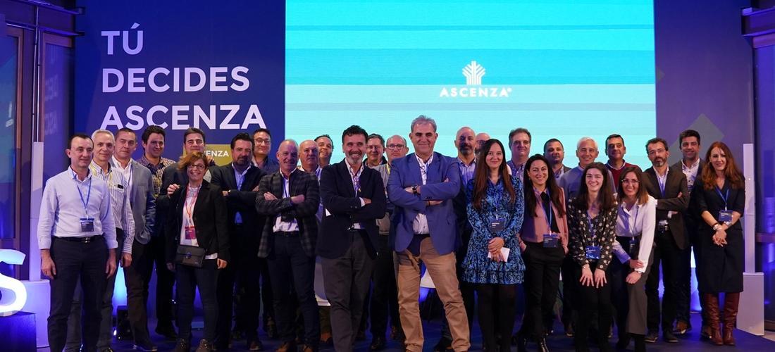 ASCENZA presenta su nuevo posicionamiento y sus novedades en los cultivos de viña, olivo y maíz