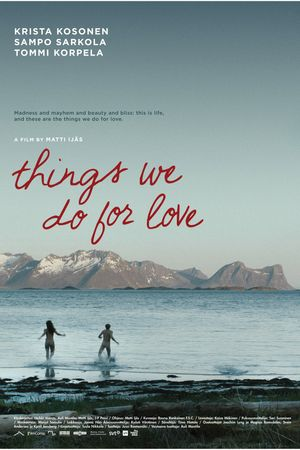 Things We Do For Love movie poster