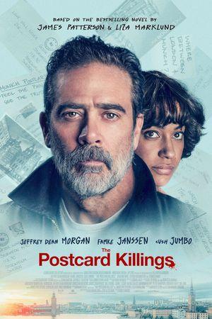The Postcard Killings poster
