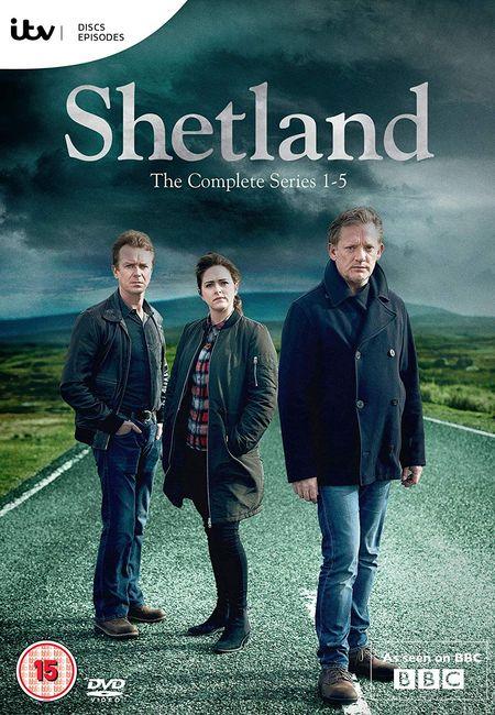 Shetland tv series poster