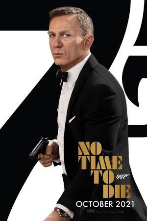 James Bond: No Time to Die, movie poster