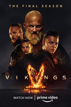 Poster for the Amazon Prime series Vikings