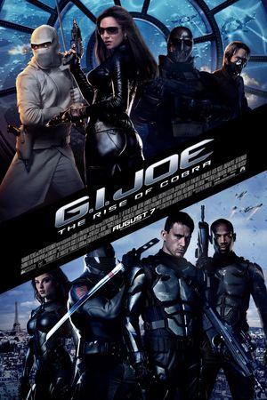 G I Joe Movie poster