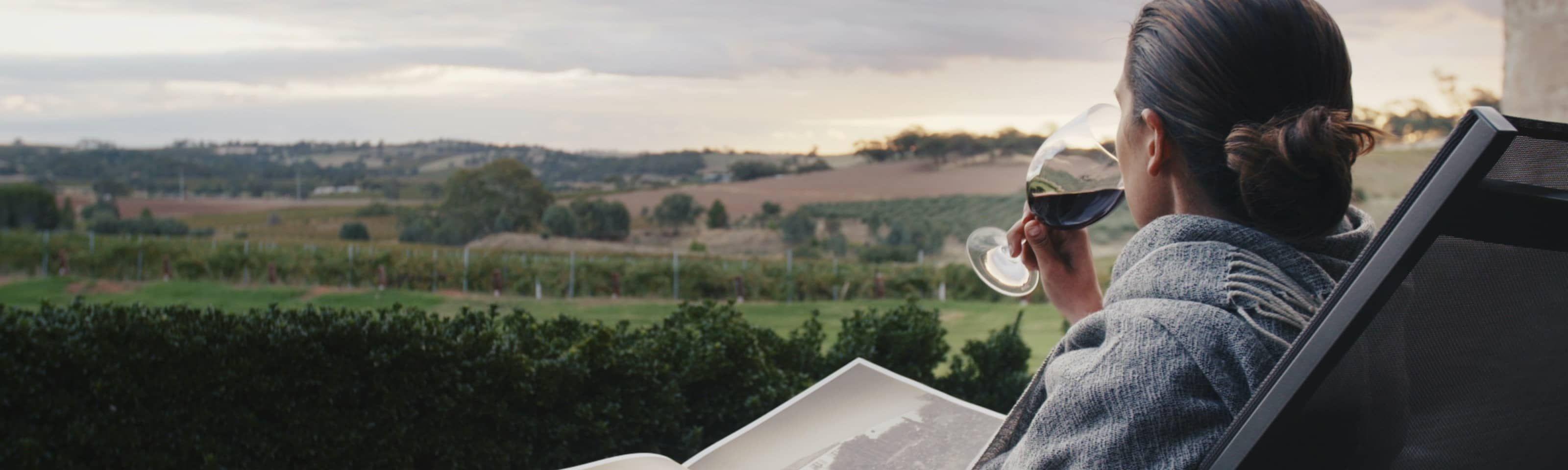 Wine retreats