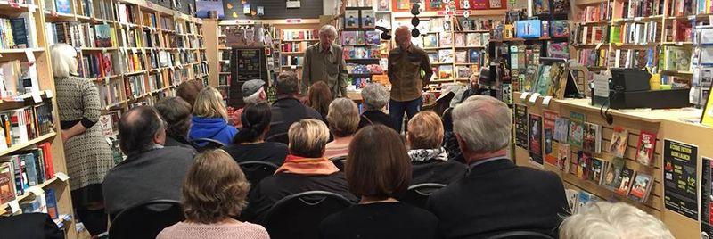 Fans at Public reading